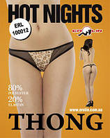 Трусики Hot Nights Gold, S, М, L