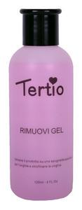 Жидкость для удаления гель-лака Tertio Rimuovi Gel 120 мл