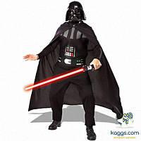 STAR WARS Костюм Дарта Вейдера де-люкс (трико, маска, плащ и пояс) детский на 4-5 лет R8451