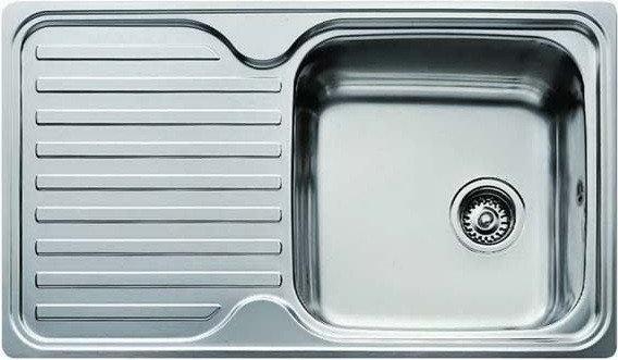 Мойка кухонная TEKA CLASSIC 1B 1D микротекстура
