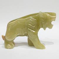 Тигр из оникса (8 см)