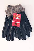 Перчатки женские Victor 1000 Черный