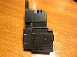 Кнопка сетевого шуруповёрта топекс, фото 2