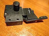 Кнопка сетевого шуруповёрта топекс, фото 4