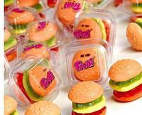 Жевательный мармелад Trolli Mini Burger 60 шт 600g