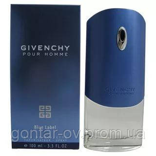 Givenchy pour Homme Blue Label Givenchy Живанши Блю