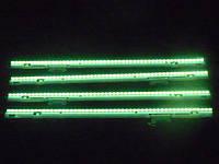 4 модуля LED-подсветки на матрицу CY-VH065DSLV1V.
