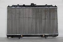 Радиатор охлаждения Nissan Almera 00-, Primera P12 02- Profit