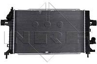 Радиатор охлаждения Opel Astra H 04-, Zafira B 05- (CTDI) Profit