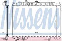 Радиатор охлаждения Nissan X-Trail T30 01-13 Profit