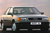 Audi 100 глушитель резонатор