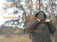 """Зимний костюм для рыбалки и охоты -40* Усиленная Алова """"Хаки"""" на мембране, фото 1"""