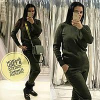 Женский вязаный костюм Марина из новой коллекции осень- зима!