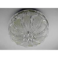 Галогеновая хромовая люстра со светодиодами и пультом VL-12323/12