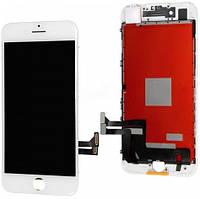 Дисплей (экран) + сенсор (тач скрин) iPhone 7 Plus white