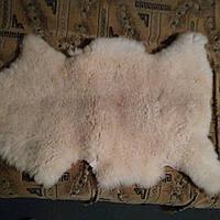 Овечья шкура натуральная. Средний ворс, густой 85*60 см ворс 7см