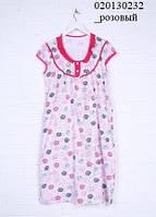 Ночная рубашка  из трикотажа  от производителя Соната  модели в размерах  от 52 до 62