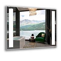 Дзеркало в ванну кімнату з LED - підсвіткою StudioGlass   6-18