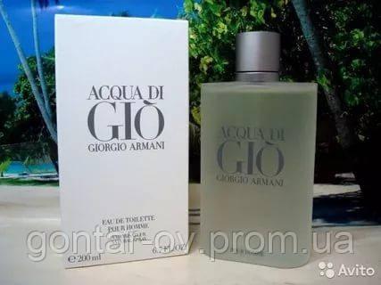 Acqua Di Gio Men Туалетна вода для чоловіків.
