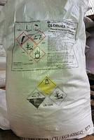Хлорная известь, хлорка, хлорне вапно, гипохлорит кальция, Известь хлорная 1 сорт на складе