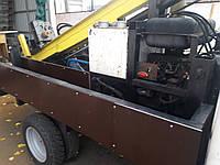 Буровая дизельная установка ГБДУ-150П на Газель
