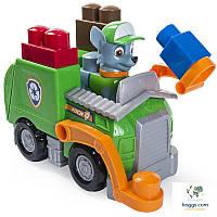«Щенячий патруль»: Спасательный автомобиль с фигуркой щенка Рокки SM16693d
