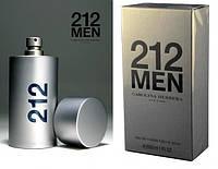 212 Men Carolina Herrera .212 Мэн,туалетная вода.