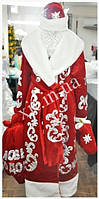 Новогодний костюм Дед Мороз, р-р 54-56, фото 1