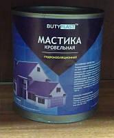 Мастика. Гидроизоляционная  битумно-каучуковая.