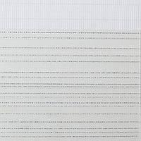 Рулонные шторы День-ночь Ткань Марсель Белый
