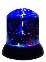 Проектор Звездного НебаНочник Star MasterKristal Стар Мастер Кристалл Ночной Светильник