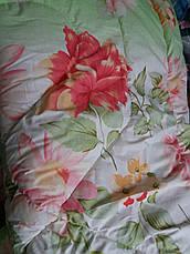 Теплое одеяло овчина двухспальное бязь-коттон, фото 3
