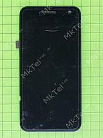 Дисплей Wileyfox Spark с сенсором, панелью Оригинал Б/У Черный