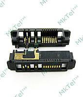Разъем зарядки Sony Ericsson Z600 с атенной BT Копия
