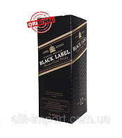 Джонни Уокер Блэк Лейбл - Johnnie Walker Black Label