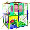 Игровой детский лабиринт для не большого помещения
