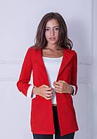 Жіночий літній червоний кардиган Delly Розпродаж (XS, S)