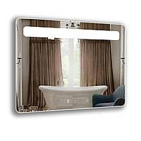 Дзеркало в ванну кімнату з LED - підсвіткою StudioGlass   6-22