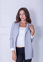 Жіночий літній сірий кардиган Delly Розпродаж (XXL)