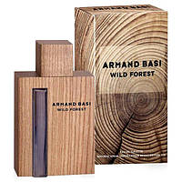Armand Basi wild Forest edt 90 ml. мужской оригинал