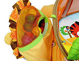Коврик-манеж Львенок 63571 с шариками, фото 4