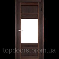 """Двери межкомнатные Корфад """"TV-01 ПО сатин"""""""