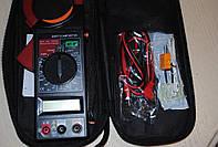 Электро клещи DT266FT тестер