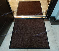 Коврик грязезащитный Голд 60х90см., цвет коричневый