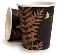 Стакан одноразовий картонний паперовий для кави 340мл