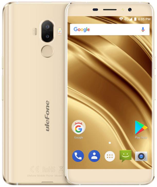 UleFone S8 Pro 2/16 Gb gold
