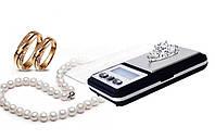 Мини-весы электронные 6210pa / mh-333, до 100г, точность ±0,01 г, граммы / караты / унции / граны, 1*cr2032