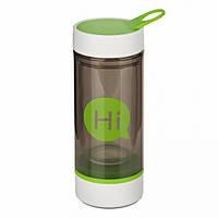 Бутылка для воды со стеклянной колбой Green