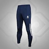 Спортивные брюки зауженные BestTeam Cordoba TP-11523 темно-синие