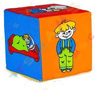 Кубик погремушка дети - действия/48